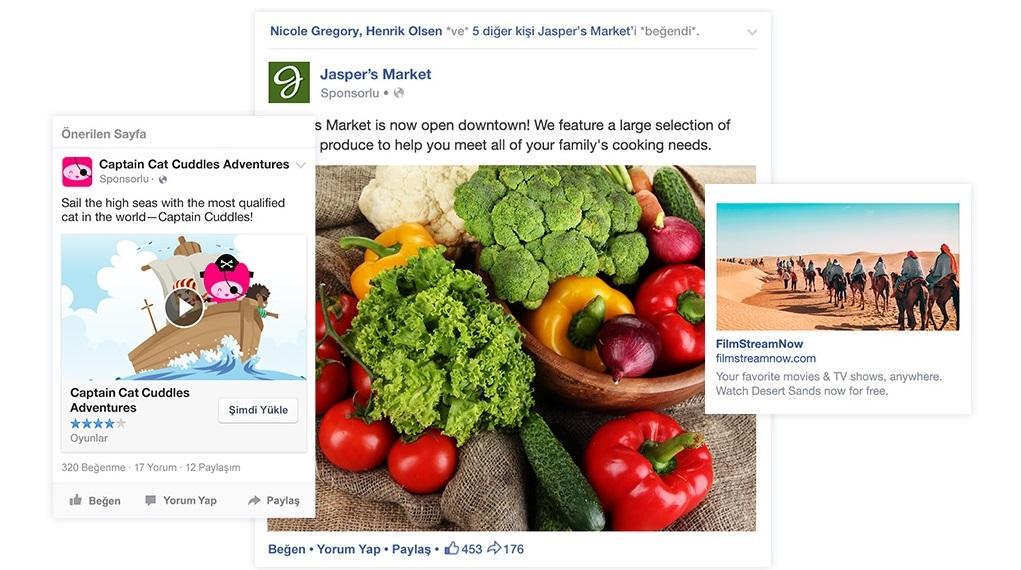 Nihat Kılıç - Facebook Reklamları